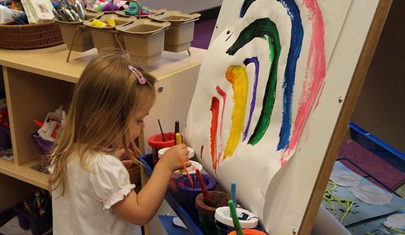Тест на творческий потенциал ребенка определяет его способности и их развитие.