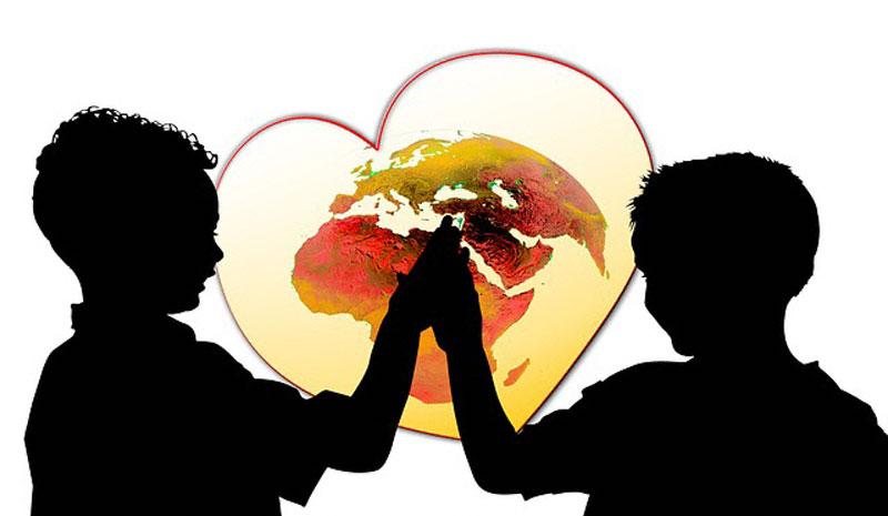 Соотношение сердечного и разумного формирует в конечном итоге самую главную мысль и управляет нашими поступками.