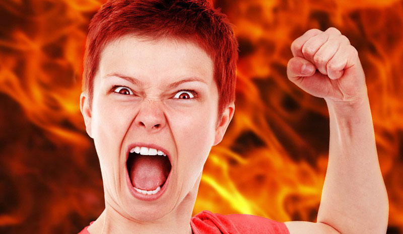 Пройдите тест агрессивности, чтобы не совершить необдуманный поступок